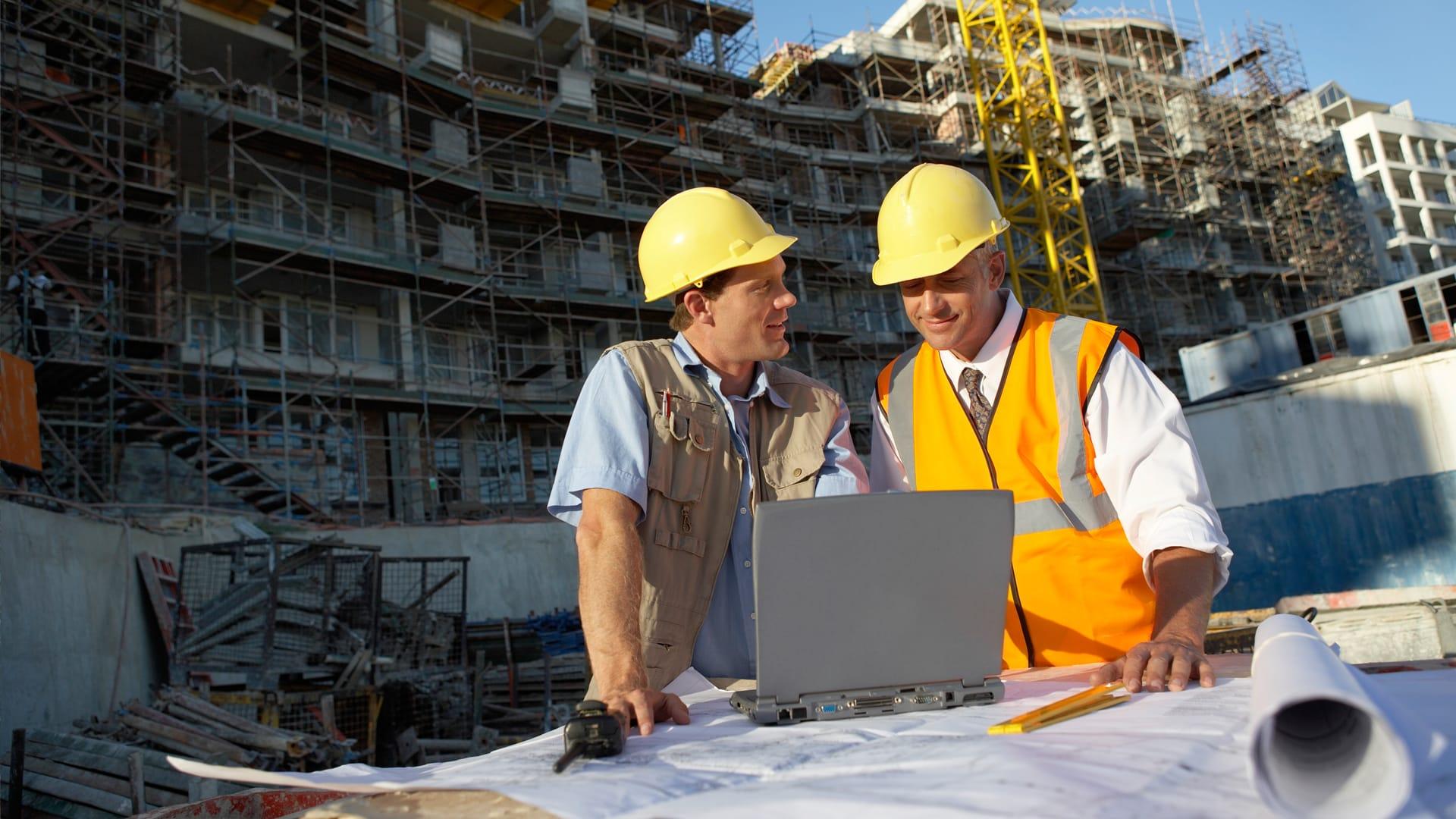 Конкурс технического надзора за строительством