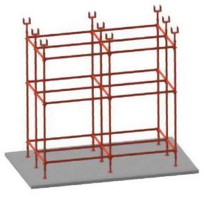 Этап 3. Наращивание конструкции до необходимой высоты